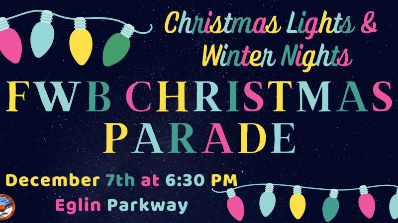 FWB Christmas Parade 2020